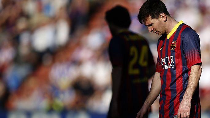 """Корнер"": ""Барселона"" отступает, ""Наполи"" контратакует"