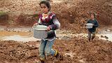 اليونيسف تحذر من ان مستقبل 5,5 مليون طفل سوري اصبح على المحك بسبب النزاع
