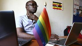 Uganda: Anti-gay laws 'violate basic human rights'