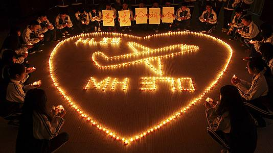 Confusion and lack of information add to relatives' frustration over missing Malaysian plane