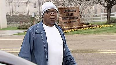 Innocent man walks free after 29 years on death row