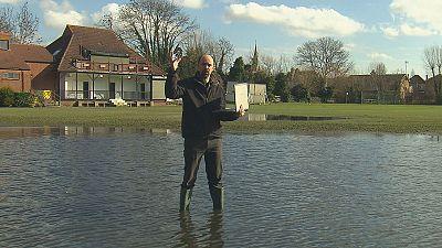 Satelliti in prima linea contro le inondazioni