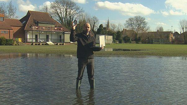 فيض من البيانات للتصدي لكوارث الفيضانات
