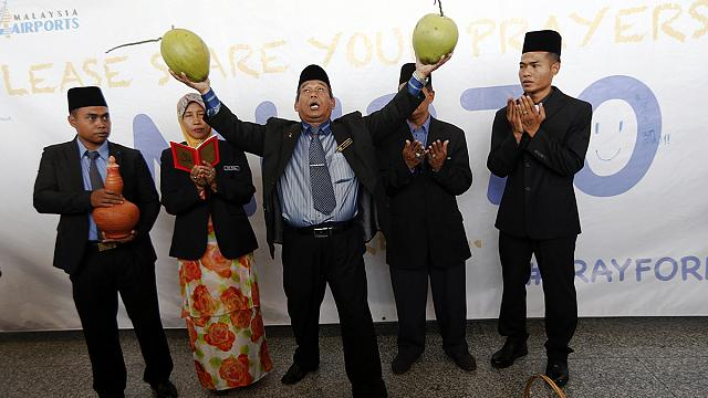 Amid lack of clarity over flight MH370, 'witch-doctors' offer their own answers