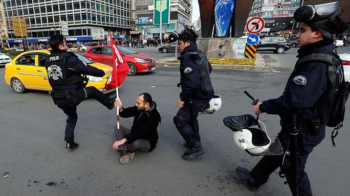 В Турции вновь обострилась обстановка