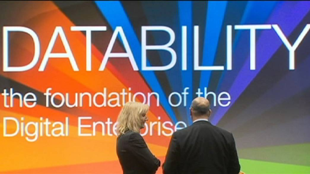 CeBit showcases 'datability'