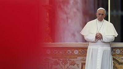 Um ano com o Papa Francisco