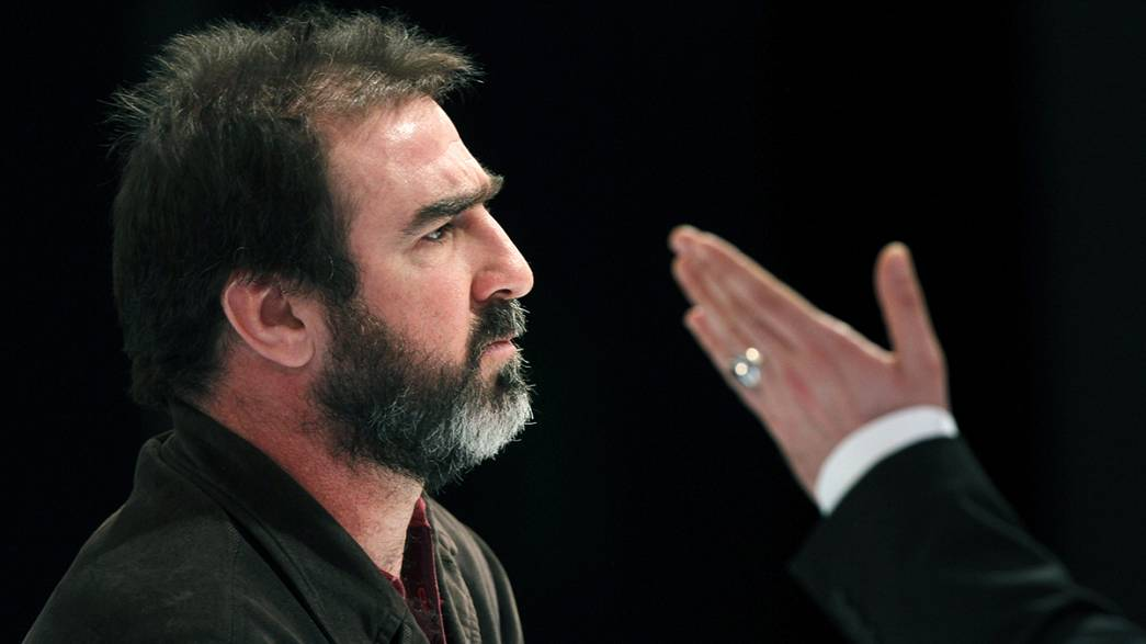 Former Manchester United star Eric Cantona arrested over alleged London assault