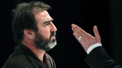Former Manchester United star Eric Cantona arrested over alleged London assault