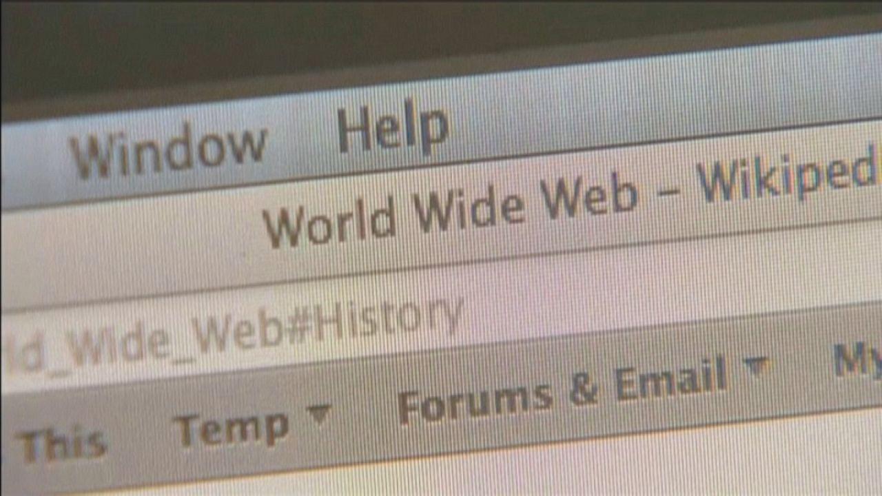 """O famoso """"www"""" celebra um quarto de século"""