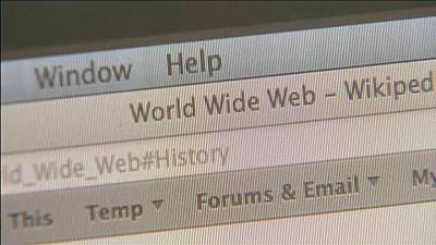 La primera página web de la historia cumple un cuarto de siglo