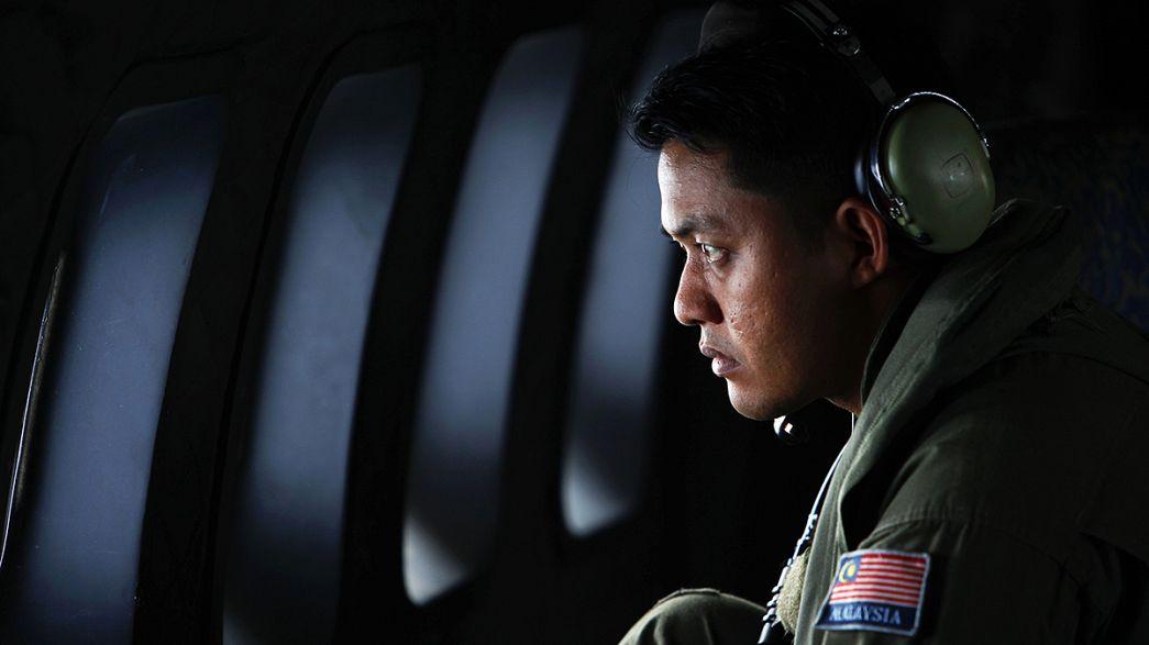 12 ülke 7 gündür Malezya uçağını arıyor