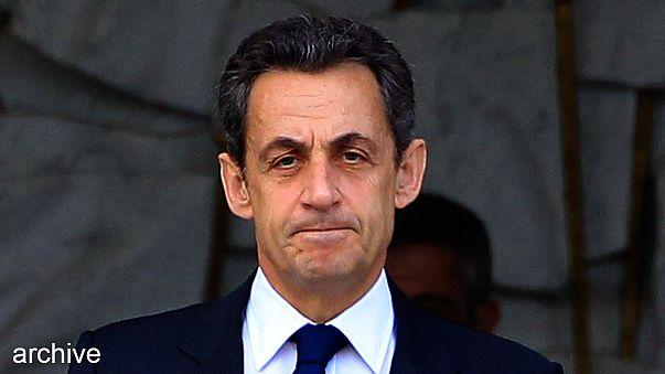 Sarkozy obtient le retrait des enregistrements Buisson du site Atlantico