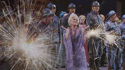 Opéra : Kiri Te Kanawa fête son anniversaire à Covent garden