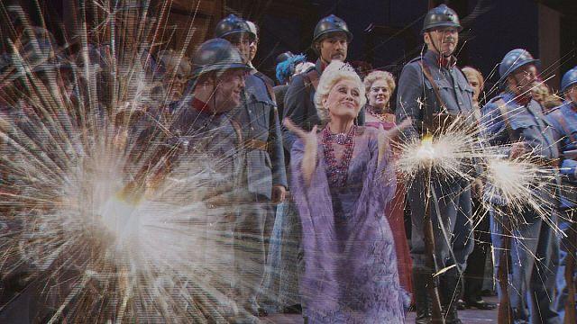 Dame Kiri Te Kanawa celebrates her 70th birthday at Covent Garden