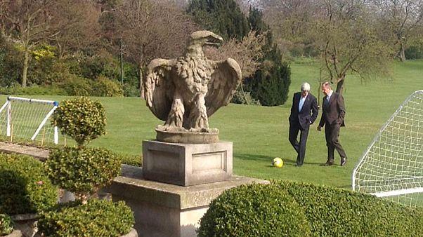 Schwierige Gespräche zwischen Kerry und Lawrow