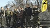 Recruits flock to join Ukraine's national guard