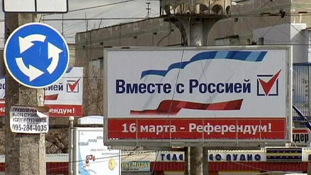 Crimea's referendum: the questions