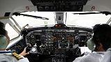 Junge Touristin war 2011 im Cockpit des Kopiloten von MH370