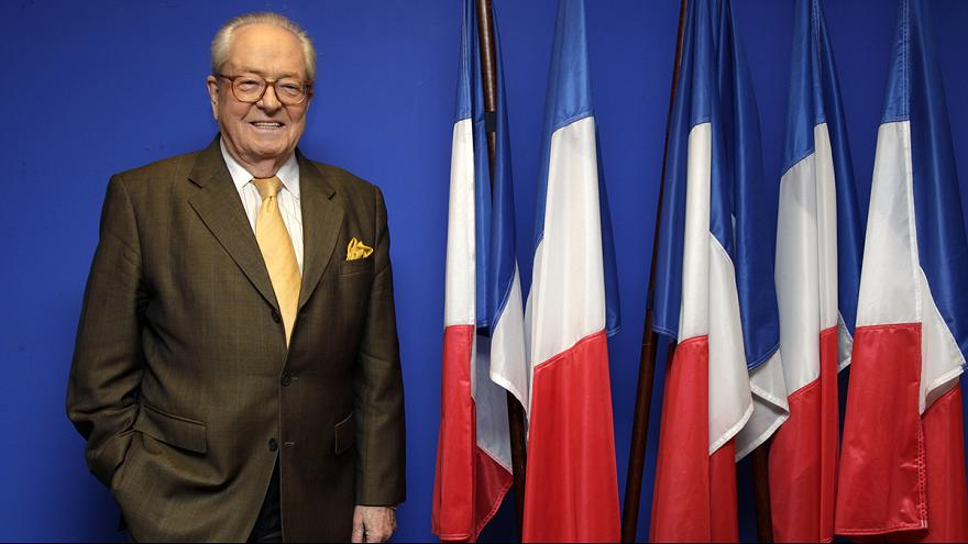 Rise of far-right in Greece down to economic crisis, says Jean-Marie Le Pen