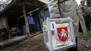 Референдум в Крыму: 93,5% жителей за присоединение к России