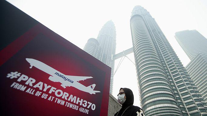 25 ülke kayıp Malezya uçağının izini arıyor