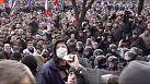Ukraine: Pro-Kremlin protests hit Donetsk
