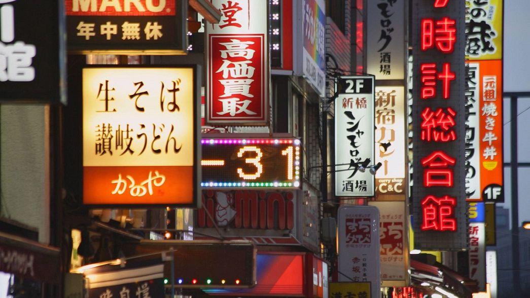 Um salto até ao Japão