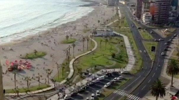 Puissant séisme au Chili