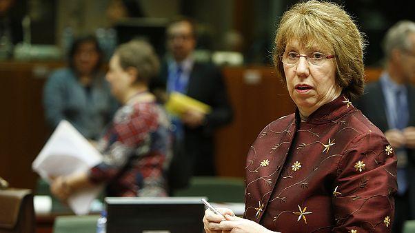 США и ЕС вводят санкции против чиновников России и Украины