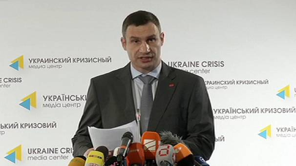 Ukraine crisis: Klitschko warns of 'humanitarian disaster' in Crimea