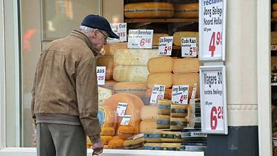 Eurozone inflation falls to four-year low