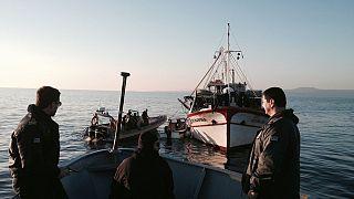 Μυτιλήνη: Νέα τραγωδία με μετανάστες – Επτά νεκροί και δύο αγνοούμενοι