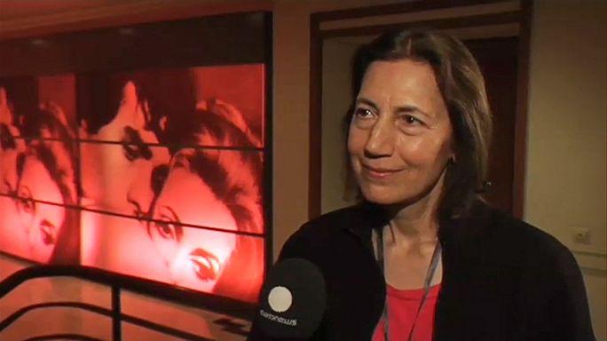 Φεστιβάλ Ντοκιμαντέρ Θεσσαλονίκης: Η Αλεξάνδρα  Άνθονυ στο euronews