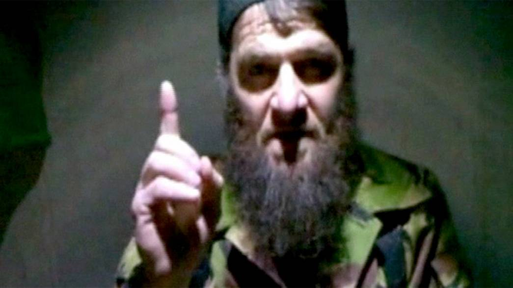 Islamist website says North Caucasus rebel leader Umarov is dead