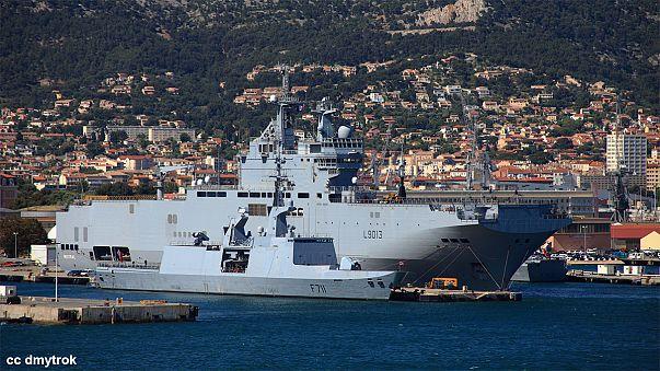 Navires Mistral : accord compromis entre la France et la Russie