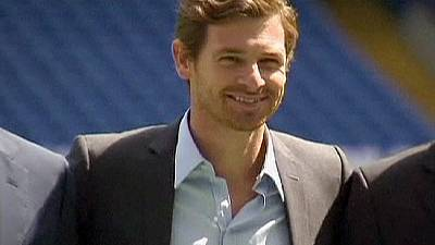 Villas-Boas takes the helm at Zenit St-Petersburg