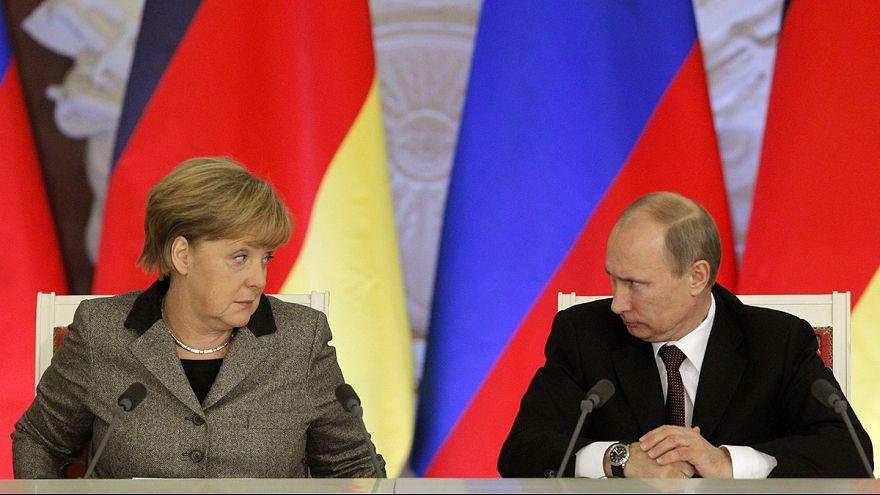 EU-Rússia: Crise na Ucrânia com impacto direto na política energética europeia
