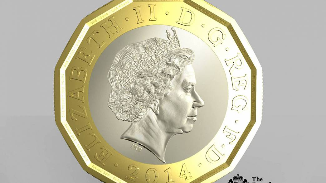 Britain's new £1 coin is 'most secure in the world'