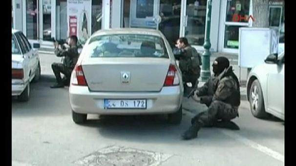 Turkey: office worker kills six staff, then shoots himself