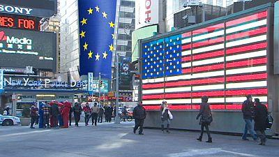 Estados Unidos y la Unión Europea, condenados a entenderse
