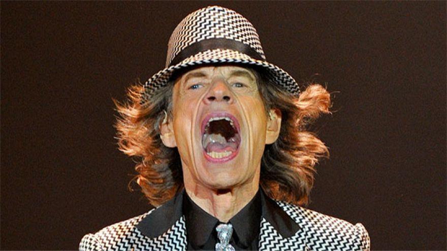 Mick Jagger's heartfelt tribute to L'Wren Scott as Rolling Stones postpone tour