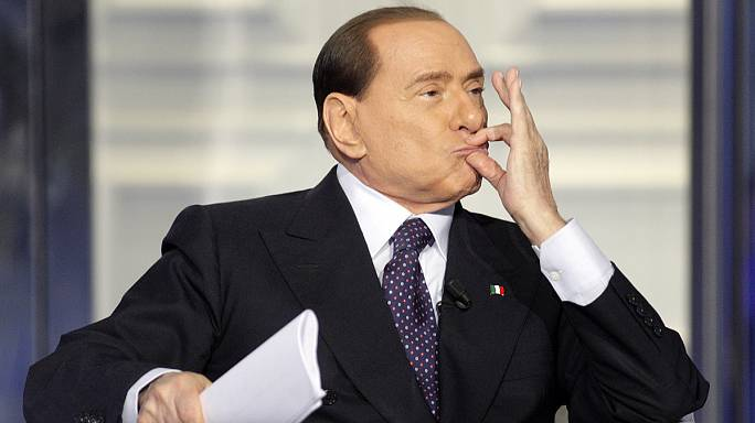 "Convicted Berlusconi relinquishes ""Knight of Labour"" title"