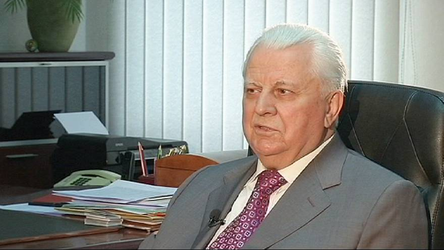 Ukraine crisis: former president Kravchuk warns of further difficulties ahead