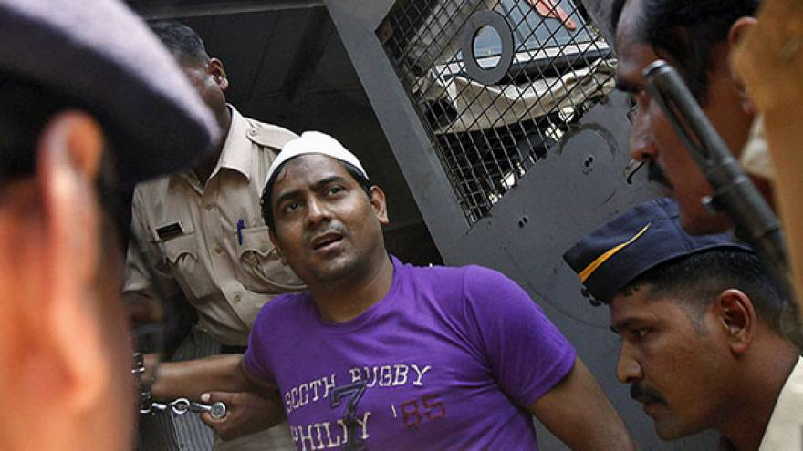 India: Four men found guilty of gang-raping photojournalist in Mumbai