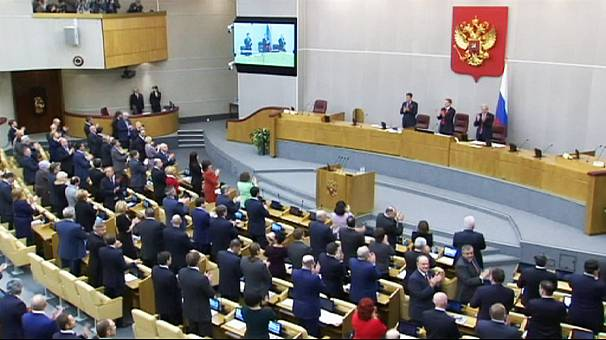 Duma votes to annex Crimea, brings full integration a step closer