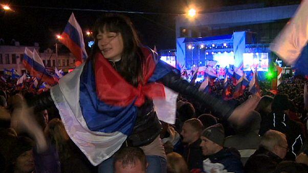 شبه جزيرة القرم: بين الآمال والمخاوف من الإنضمام إلى روسيا