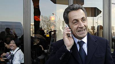 Sarkozy decries 'Stasi' phone-tapping in France