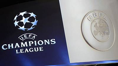 Mouthwatering matches await after Champions League QF draw