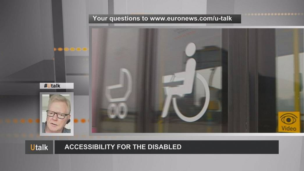 Access for people with disabilities